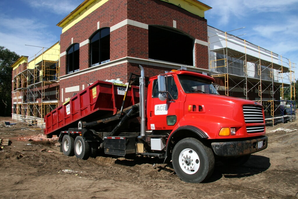 Construction sites demand safe, accurate and timely box placement.
