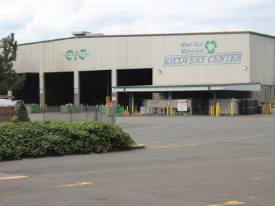 West Vancouver Materials Recovery Center