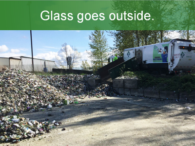 West Vancouver MRF-glass