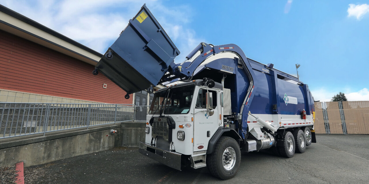 Waste Connections Commercial Dumpster Rental