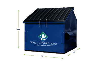Waste Connections Commercial Dumpsters
