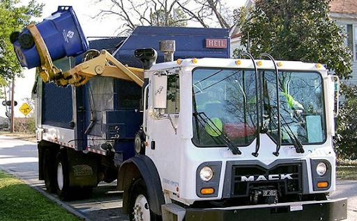 El Paso Disposal Sideload