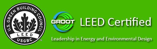 Groot LEED Certified