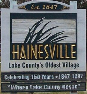 Unincorporated Hainesville