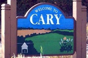 Unincorporated Cary