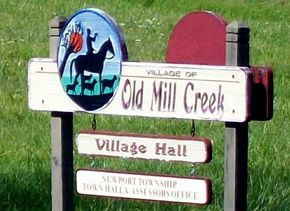 Old Mill Creek