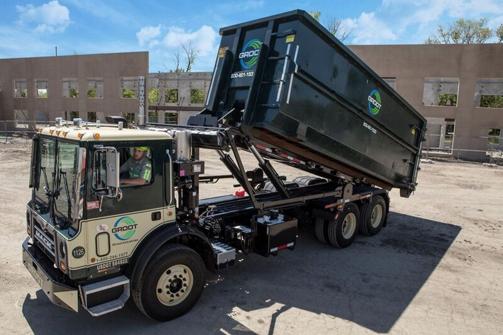 30 Yard Roll Off Dumpster