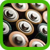 Non Recycle Batteries
