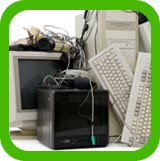 Non Recycle Electronic Waste