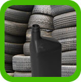 Non Recycle Oil Tires