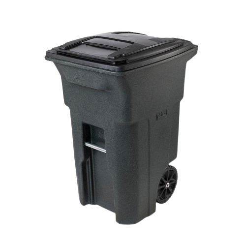 Wheeled Toter and Recycle Bin