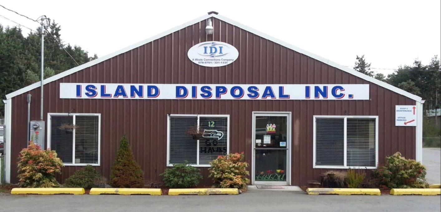 Island Disposal