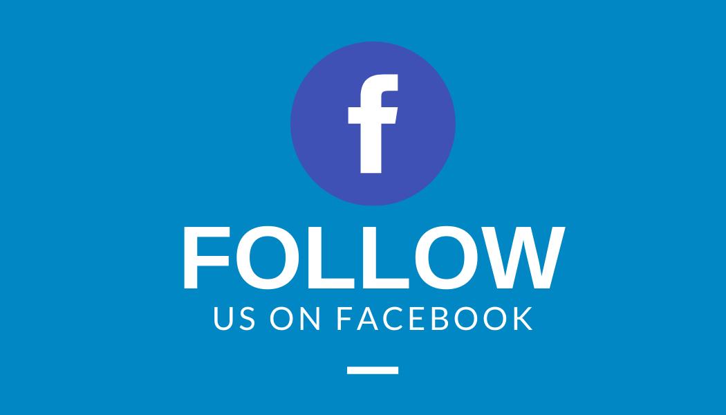 Follow On Facebook