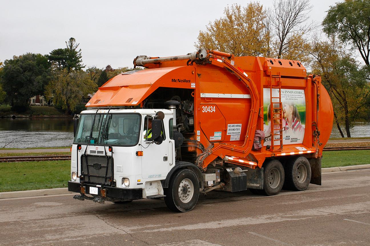 Rock River Disposal Commercial Dumpster Rental