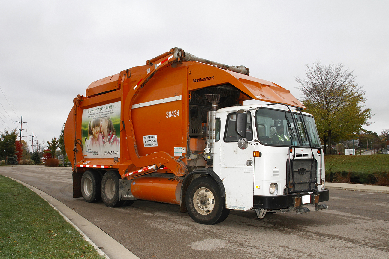 Rock River Disposal Commercial Dumpster Service
