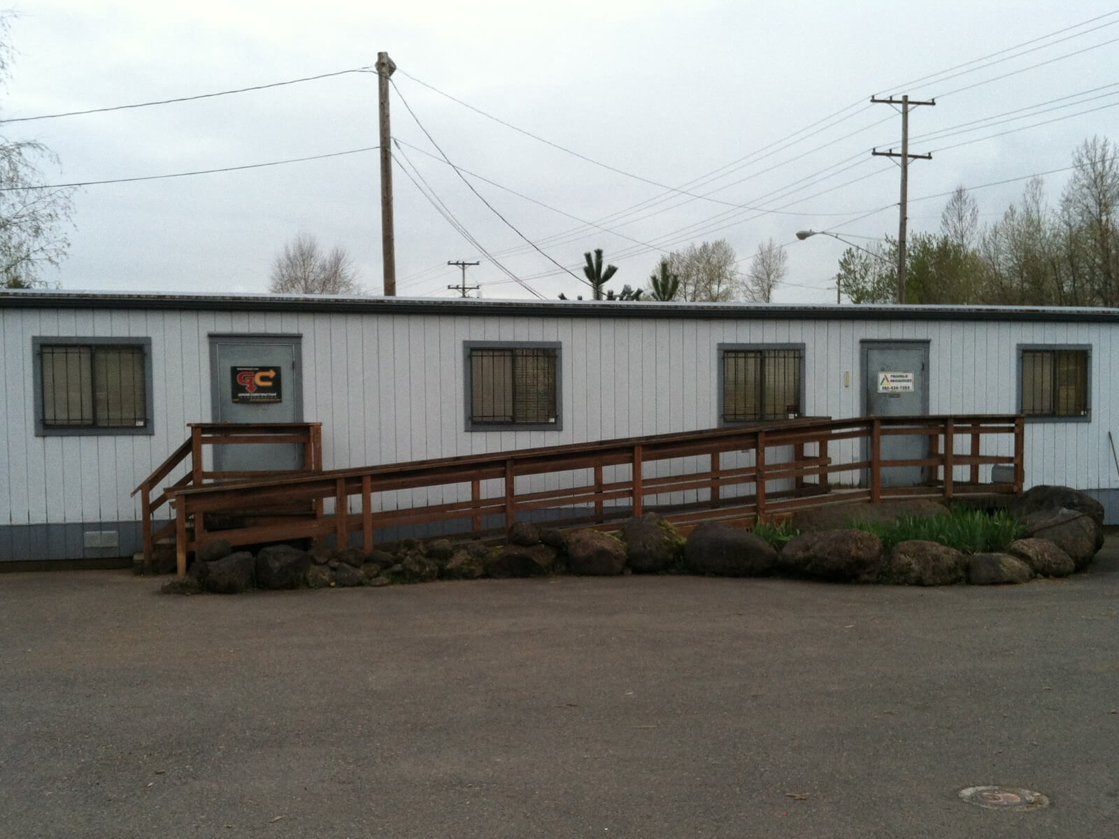 Columbia Resource Company - Waste Drop off