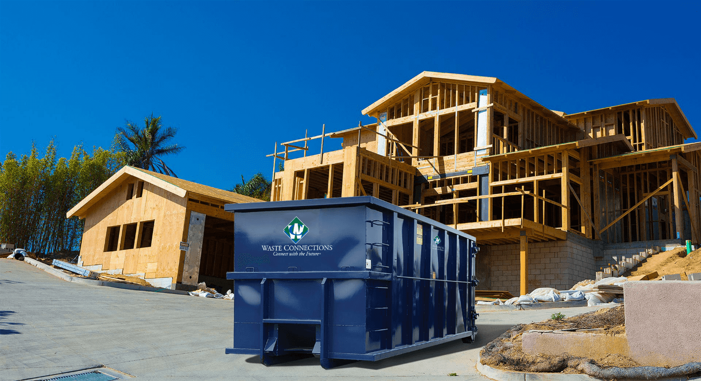 TEMPORARY RESIDENTIAL ROLL-OFF DUMPSTER RENTALS